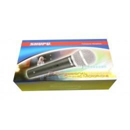 SHUPU 卡拉 OK 唱歌專用麥克風飆歌專用音色細膩優美讓你輕鬆唱好聲音