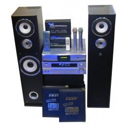 音圓最新伴唱機超值組合 下殺六折點歌機卡拉OK音響原價55000元限來店自取不寄送